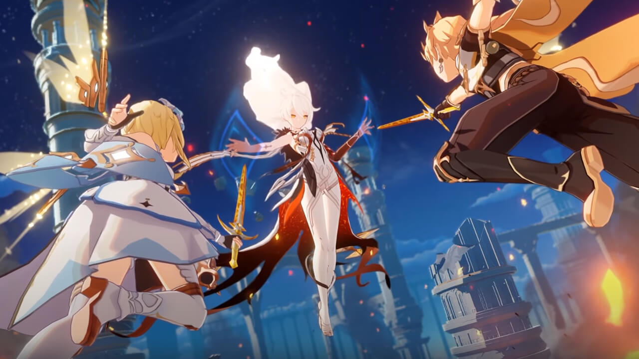 Beginner S Guide Genshin Impact Game Db