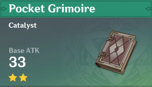 Pocket Grimoire image