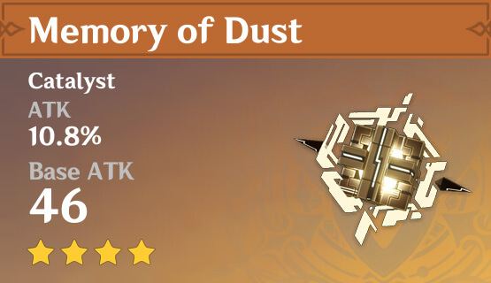 Memory of Dust image