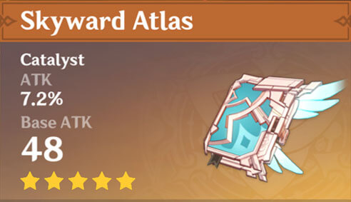 Skyward Atlas image