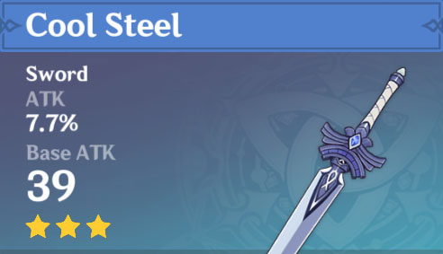 Cool Steel image