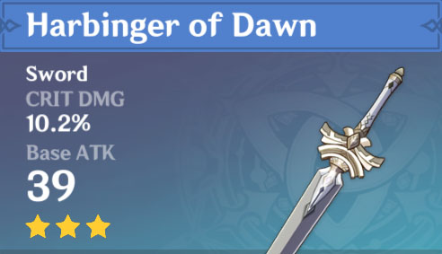 Harbringer of Dawn image