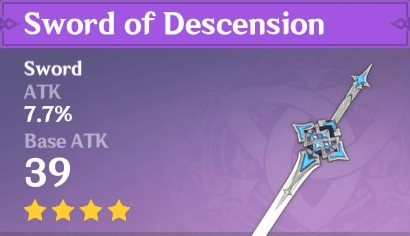 Sword of Descension image