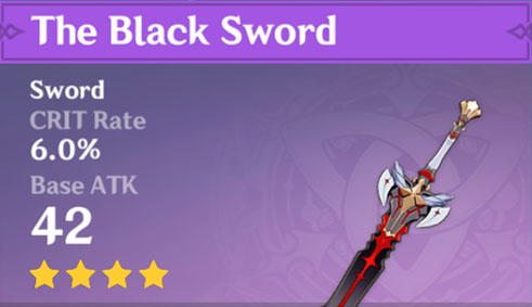 The Black Sword image
