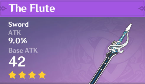 The Flute image